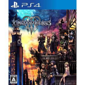 キングダム ハーツIII PS4 ゲーム ソフト 新品 sumahoselect