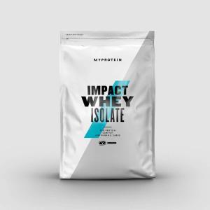 マイプロテイン ホエイ・Impact ホエイプロテイン アイソレート WPI ノンフレーバー 1kg