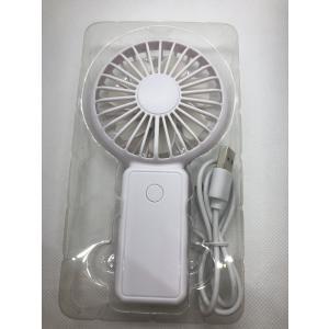USB 卓上扇風機 ミニ扇風機 手持ち 携帯扇風機 ハンディファン  ハンディ扇風機 3段階風量調節|sumahoselect