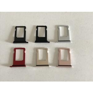 iPhone7plus プラス ナノ SIM カード トレイ 全6色 防水シリコンリング付き 修理 ...