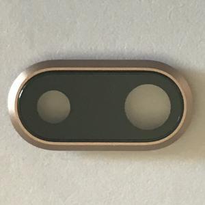 iphone 8 plus リア カメラ レンズ 修理 交換 部品  ゴールド シルバー ブラック レッド アイフォン プラス ガラス|sumahoselect