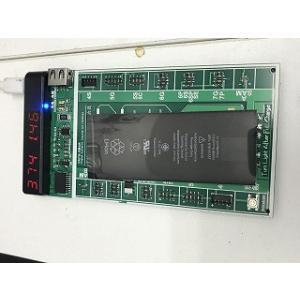 内蔵バッテリー単体充電機 14in1充電器 iPhone XR Xs XsMAXx x 8 8plus 4/4S/5/5S/5C/6/6P/6S/6SP/SE/7/7Plus バッテリー対応 w208A+|sumahoselect