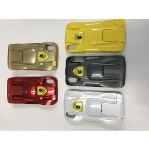 iPhone X XS iPhone 10用スマホケース 5.8インチ カーデザイン 車型 スーパーカー  ハードケース  車 car おしゃれ スタンドケース|sumahoselect