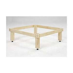 高床式ユニット畳「望」 やぐら受け 80用 sumai-diy