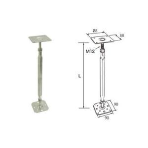 タカヤマ金属 フラットIS鋼製束 L600|sumai-diy