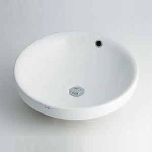カクダイ 丸型洗面器 Luju|sumai-diy