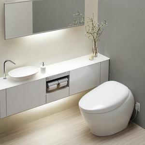 TOTO レストルームドレッサーフローティングデザインシリーズ ホワイト系コーディネート  ULJC1682LA111SSA|sumai-diy