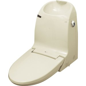 LIXIL リフレッシュ シャワートイレ タンク付 一般地/手洗なし/グレードMM DWT-MM55|sumai-diy