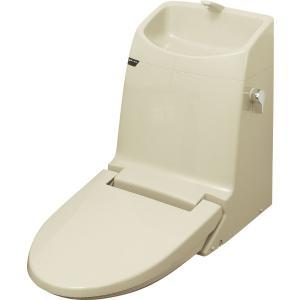 LIXIL リフレッシュ シャワートイレ タンク付 流動方式/手洗付/グレードMC DWT-MC83W|sumai-diy