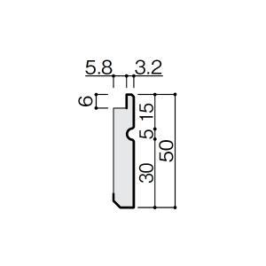 大建工業  オトカベ専用施工部材[巾木] WB01-B56@-S|sumai-diy