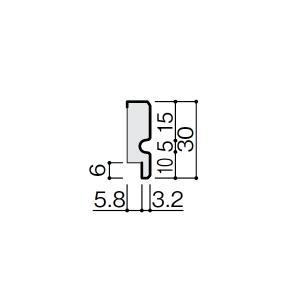 大建工業  オトカベ専用施工部材[額縁] WB01-B76@-S|sumai-diy