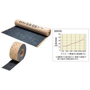 大建工業  粘着遮音シート100N GB04013|sumai-diy