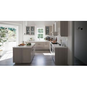 Panasonic Lクラス キッチン L型壁付け+アイランドプラン l-class_plan3|sumai-diy