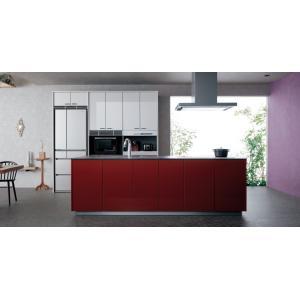 Panasonic Lクラス キッチン セミフロート アイランドプラン l-class_plan4|sumai-diy