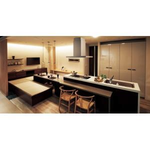 Panasonic Lクラス キッチン I型アイランドプラン l-class_plan18|sumai-diy