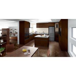 LIXIL リシェルSI オープンキッチン richelle_plan12|sumai-diy