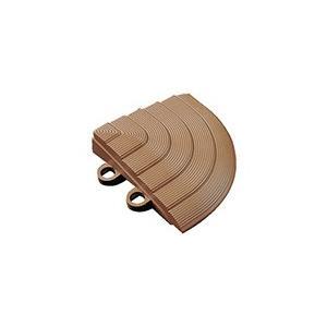 TOTO バーセア スロープ材[コーナー] ナッツブラウン 【20枚入】 AP005C|sumai-diy