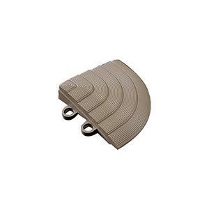 TOTO バーセア スロープ材[コーナー] カームグレー 【20枚入】 AP005D|sumai-diy
