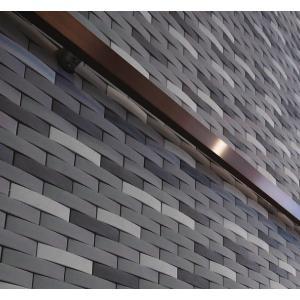 名古屋モザイク デザイン内装壁タイル エージープラス 101X25ボーダー特殊面状 10シート/箱 AGP-B-110〜112|sumai-diy