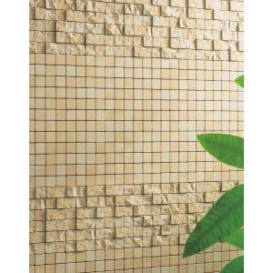 名古屋モザイク アートモザイク ペクシス 24角平裏ネット貼り 18シート/箱  PEX-2610〜2640|sumai-diy