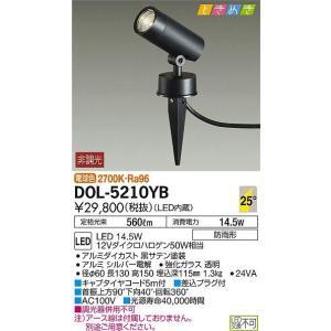 大光電機  LED スポットライト DOL-5210YB sumai-diy