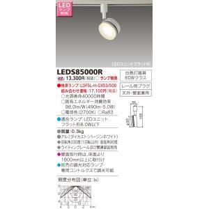 東芝 LEDスポットライト レールタイプ(ランプ別売) LEDS85000R sumai-diy