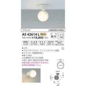 コイズミ照明 スポットライト LED一体型 フランジタイプ AS42614L sumai-diy