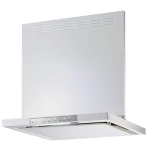 リンナイ レンジフード クリーンecoフード ノンフィルタ・スリム型/幅75cm/ホワイト XGR-REC-AP753W|sumai-diy