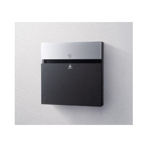 Panasonic  戸建住宅用宅配ポスト コンボ-エフ(鋳鉄ブラック色) CTCR2153TB sumai-diy
