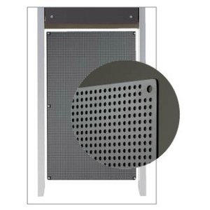 Panasonic  アーキフレームFタイプ用下部化粧パネル(アルミパンチング) CTPR17203H|sumai-diy