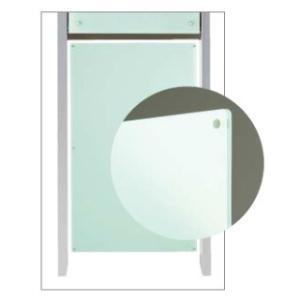 Panasonic  アーキフレームFタイプ用下部化粧パネル(ガラス調(プラスチック製)) CTPR17204|sumai-diy