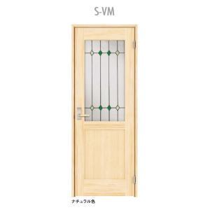 ウッドワン ピノアース シングルドア S-VM 調整枠 pino_plan1|sumai-diy