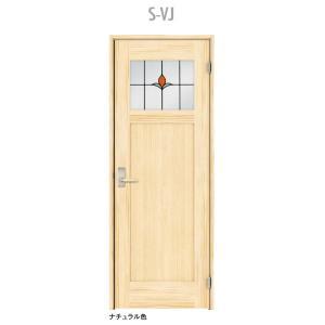 ウッドワン ピノアース シングルドア S-VJ 調整枠 pino_plan2|sumai-diy