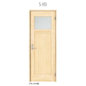 ウッドワン ピノアース シングルドア S-VD 調整枠 pino_plan4|sumai-diy