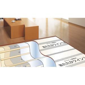 大建工業 電気式 / 仕上げ材分離型暖房床 あたたかツイン12-FS AC200V用 3×7.5尺  1枚(2.10m2)入り HS124-31|sumai-diy
