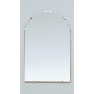 TOTO 化粧鏡 一般鏡 耐食鏡(アーチ形) YM6075FA|sumai-diy