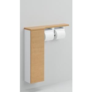 TOTO 収納キャビネット トイレ用収納キャビネット フロア収納キャビネット 紙巻器 UYC03RS|sumai-diy
