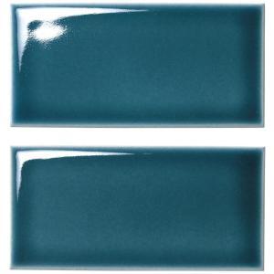名古屋モザイク デザイン内装壁タイル クラルテ 150×75角平 120枚/箱 CLA-001〜CLA-900|sumai-diy