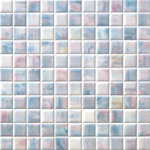 名古屋モザイク アートモザイク リコモザイク 25角(マーブルカラー) [紙貼り] 27シート/箱 【限定在庫品】 RCO-25-01〜RCO-25-07|sumai-diy