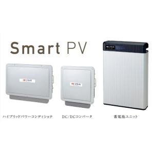 長州産業 太陽光発電連携型蓄電システム 基本セット CB-HYB03A|sumai-diy