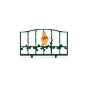 LIXIL ディズニー フェンス プーさんB型 モスグリーン+フルカラー 【受注生産品】 disneyfpbf|sumai-diy