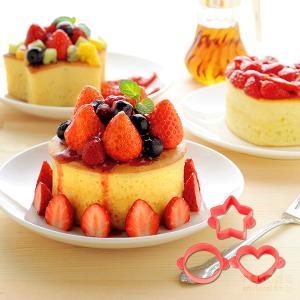 ふんわりホットケーキ型 3個組み|sumairu-com
