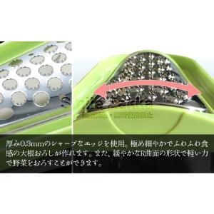 パパッと卓上おろし  おろし金 おろし器|sumairu-com|05