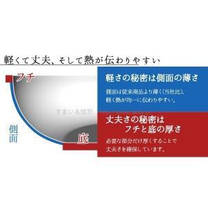 スーパーベルフィーナパン深型26cm IH対応 耐磨耗テスト50万回クリア|sumairu-com|03