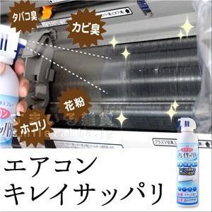 エアコンクリーナー エアコンキレイサッパリ 使い切り|sumairu-com