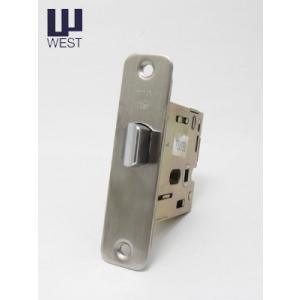WEST 錠ケース G53-6R ロック機能あり【BS50mm】必ず商品の寸法と、既設の錠ケースの形...