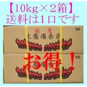 ★【10kg×2箱】で1口 ☆灰が少ない 【国産】 SB (最上級品) 10kg   (オガ炭・おがたん・おが炭・オガタン・大鋸炭とも言います。) 四角形|sumi-888