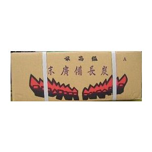 大鋸炭 A 【10kg】 中国産 四角形|sumi-888