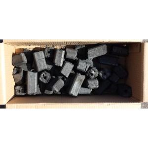 大鋸炭B  ( 3kg ) 中国産 四角形  少人数でのバーベキューなどに!|sumi-888