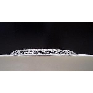 使い捨てアミ 24ドーム【1箱/200枚入り】 (七輪・バーベキュー・焼肉用焼き網)|sumi-888